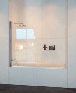 Mampara de bañera Doccia ST Hanoi