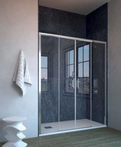 Mampara de ducha Doccia ST Miami