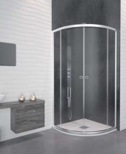Mampara de ducha Doccia ST Moscú