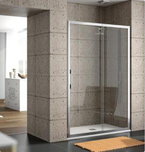Mamparas de baño Salgar serie Clear