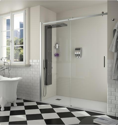 Mamparas de baño Salgar serie Helsinki