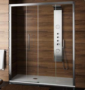 Mamparas de baño Salgar serie Vento