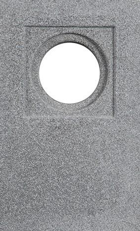 Platos de ducha Bedyfa - Bedytec gris petreo 1000