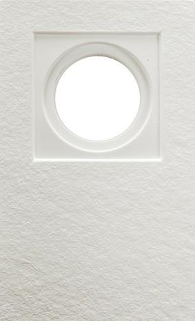 Platos de ducha Bedyfa - Carga mineral - Blanco