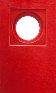 Platos de ducha Bedyfa - Carga mineral - Rojo