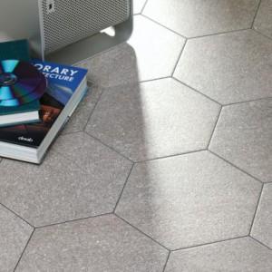 Cerámica Codicer 95 - Hexagonal Serie Basalt Hex 25