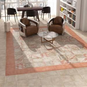 Cerámica Codicer 95 - Pavimentos decorados Serie Pompei