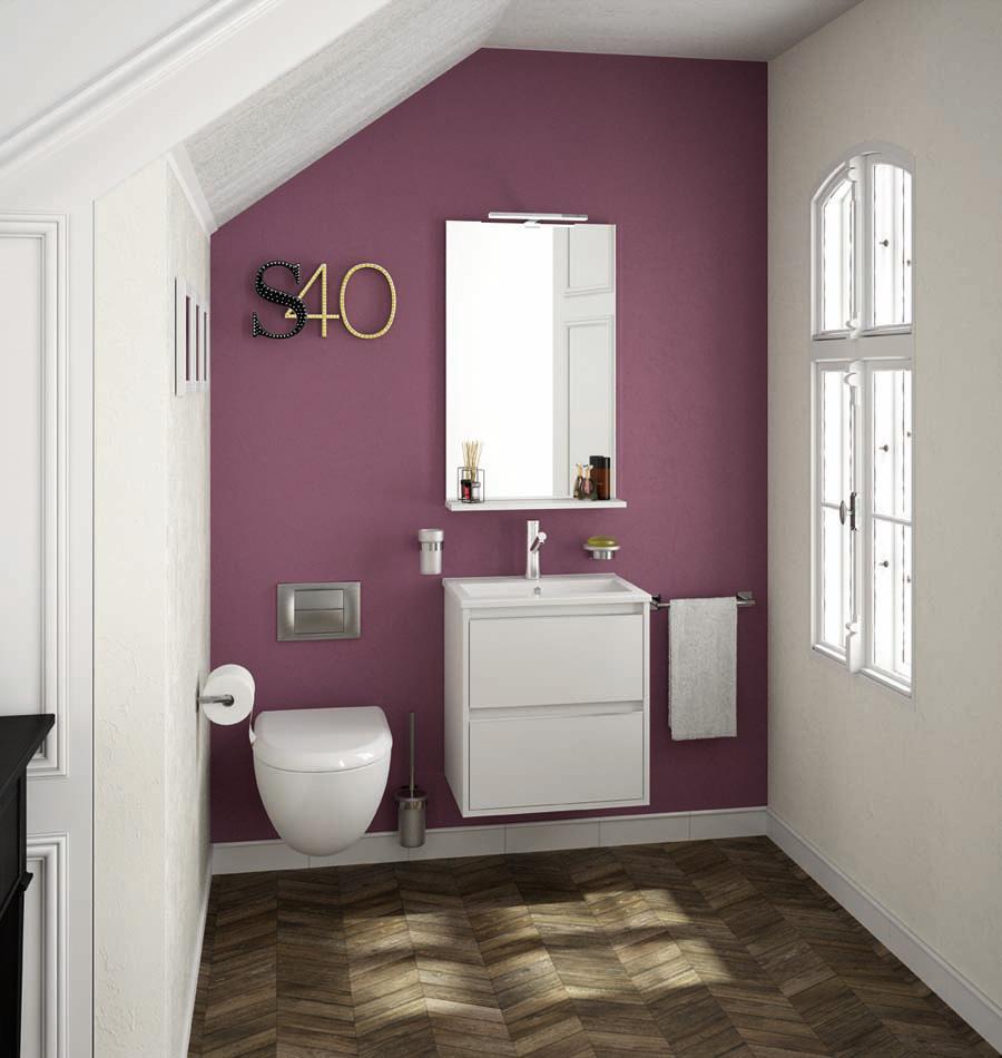mueble de baño Salgar