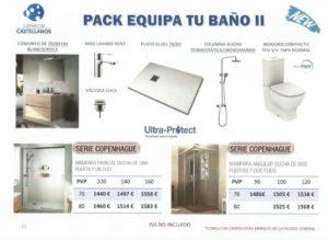 Pack de baño completo 2