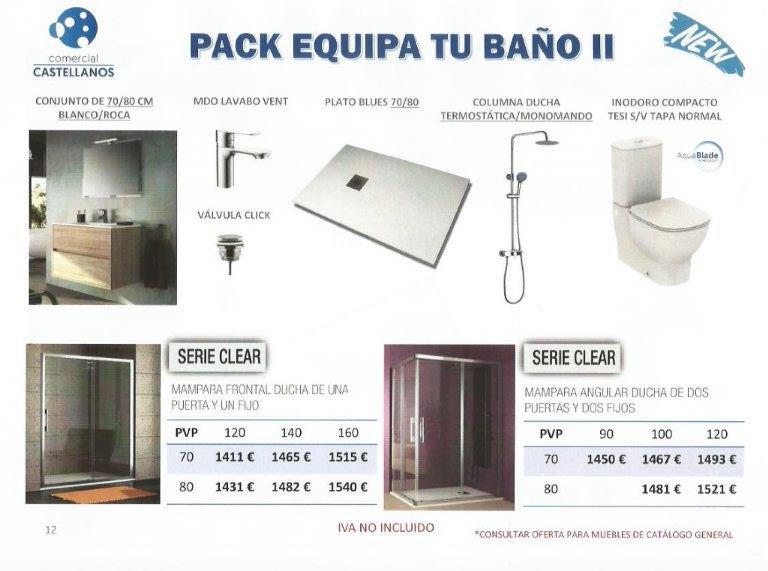 Pack de baño completo 3